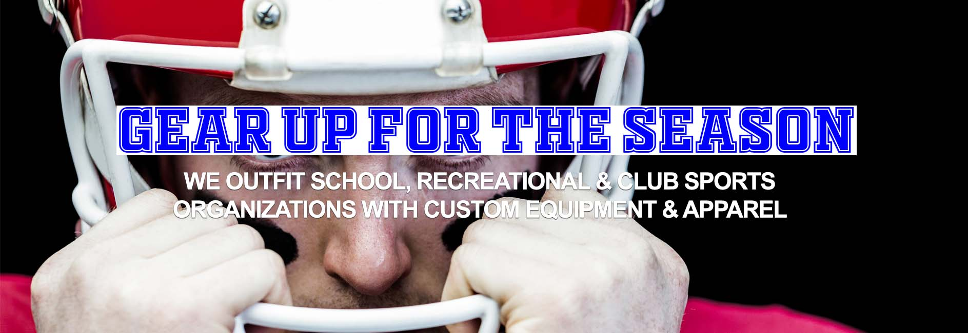 Gear for sports teams and clubs